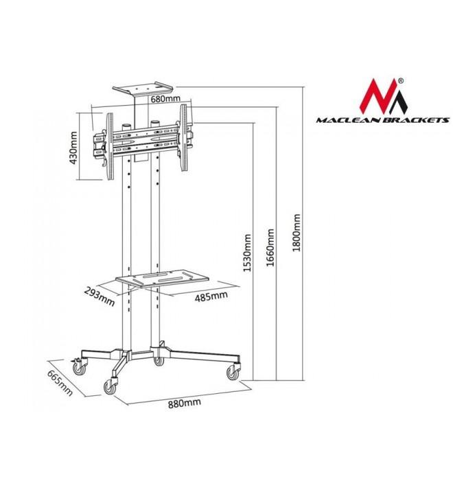 stand-tv-si-dvd-mobil-pentru-prezentare-32-55-inch-maclean-mc-661 (2)